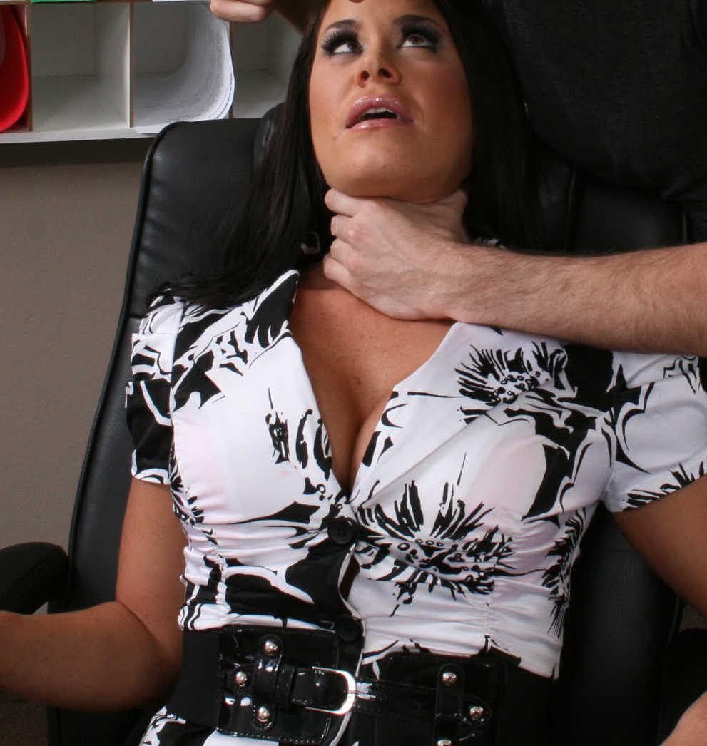 sexo en la oficina pendeja