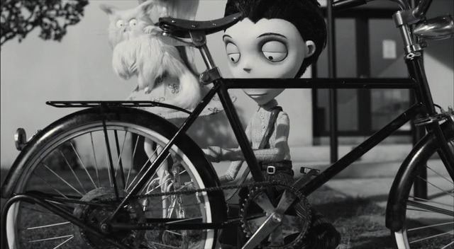 Frankenweenie (2012) - BRRip XviD