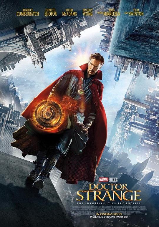 Doktor Strange / Doctor Strange (2016) SUBPL.720p.WEB-DL.H264.AC3-EVO / Napisy PL