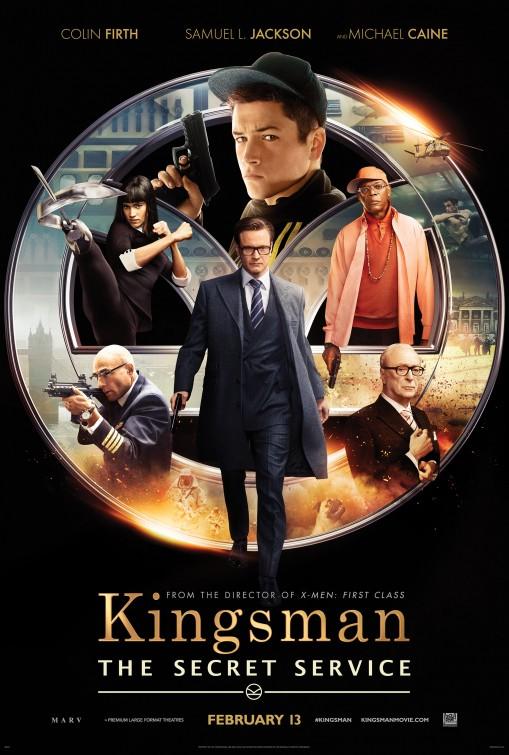 Kingsman: The Secret Service (2014) parsisiusti atsisiusti filma nemokamai