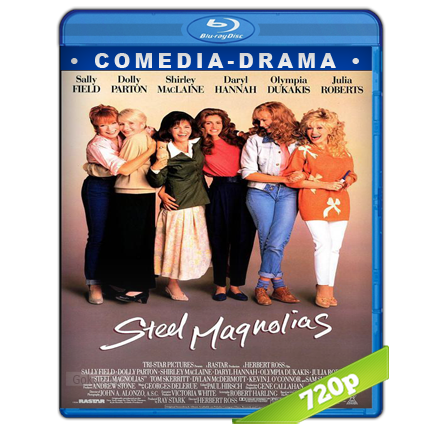 Flores De Acero (1989) BRRip 720p Audio Trial Latino-Castellano-Ingles 5.1