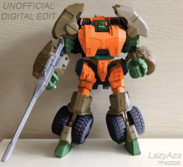 [Mastermind Creations] Produit Tiers - R-23 Dicamus - aka Roadbuster/Cahot des Wreckers IDW WZoAcQcZ
