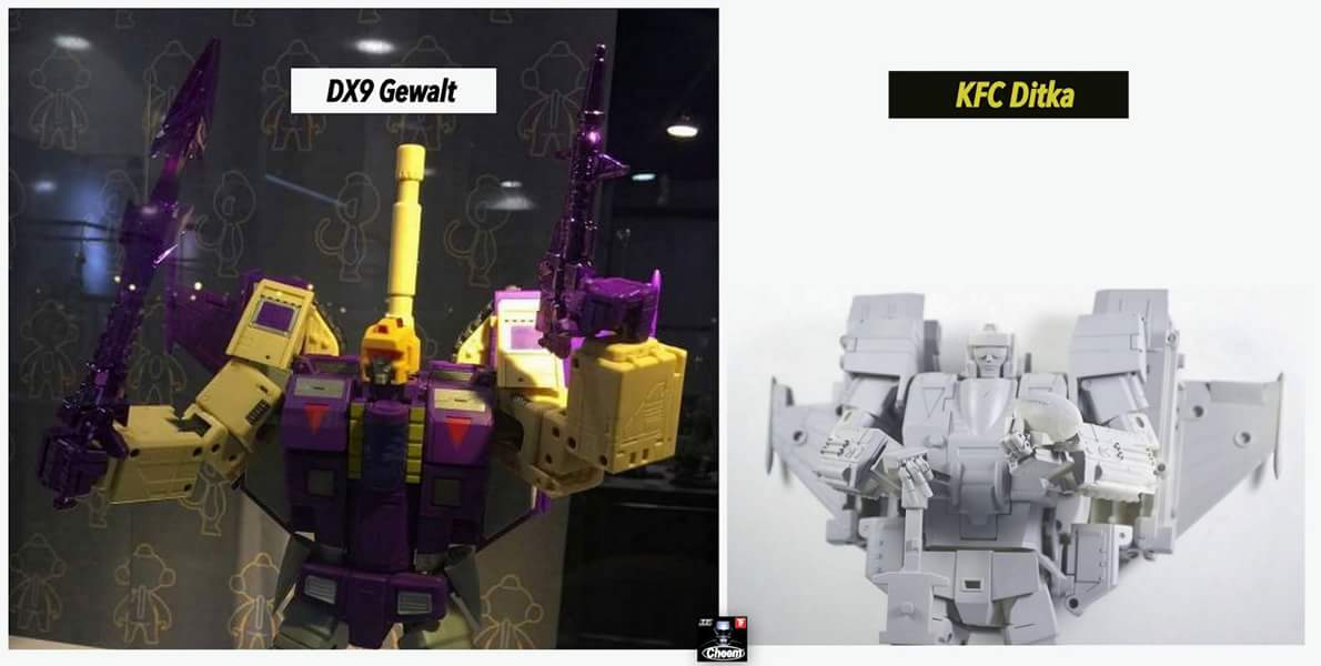 [DX9 Toys] Produit Tiers D-08 Gewalt - aka Blitzwing/Le Blitz 4biAzKYC
