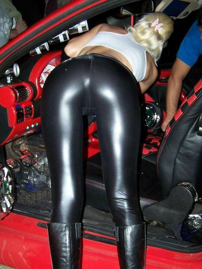 Abelina en el coche - 2 part 2