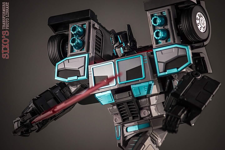 [FansHobby] Produit Tiers - Master Builder MB-01 Archenemy (aka Scourge RID 2000),  MB-04 Gunfighter II (aka Laser Optimus G2) et MB-09 Trailer (remorque) CiJoIkqx