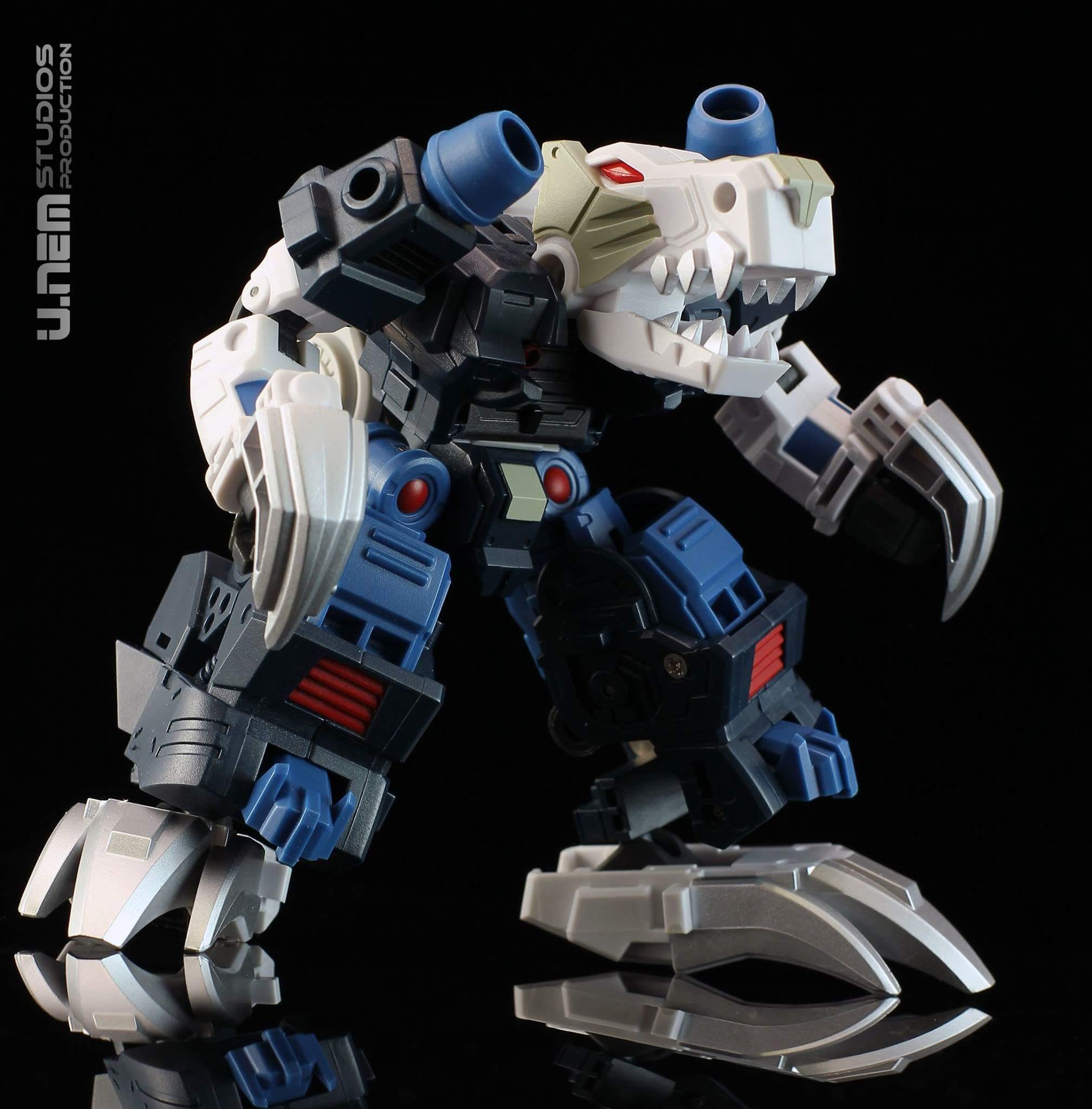 [FansProject] Produit Tiers - Jouet Saurus Ryu-oh aka Dinoking (Victory) | Monstructor (USA) - Page 3 Lvwbz2OL