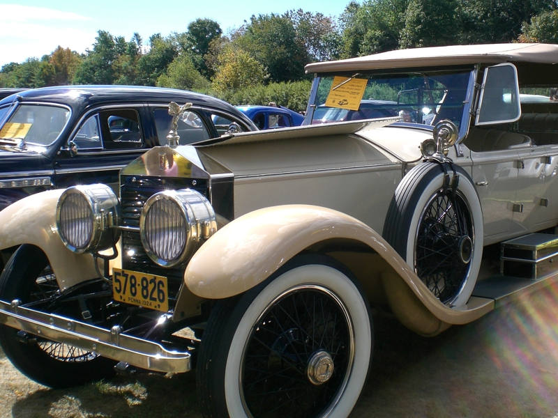 Classic Cars: Old car wikipedia warriors