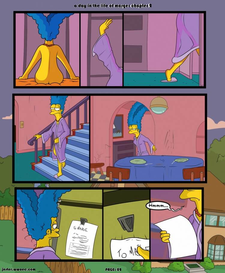 Marge Simpsons 2