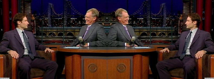2003 David Letterman QT9cI0n5