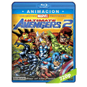 Vengadores Ultimate Avengers 2 (2006) BRRip 720p Audio Trial Latino-Castellano-Ingles 5.1