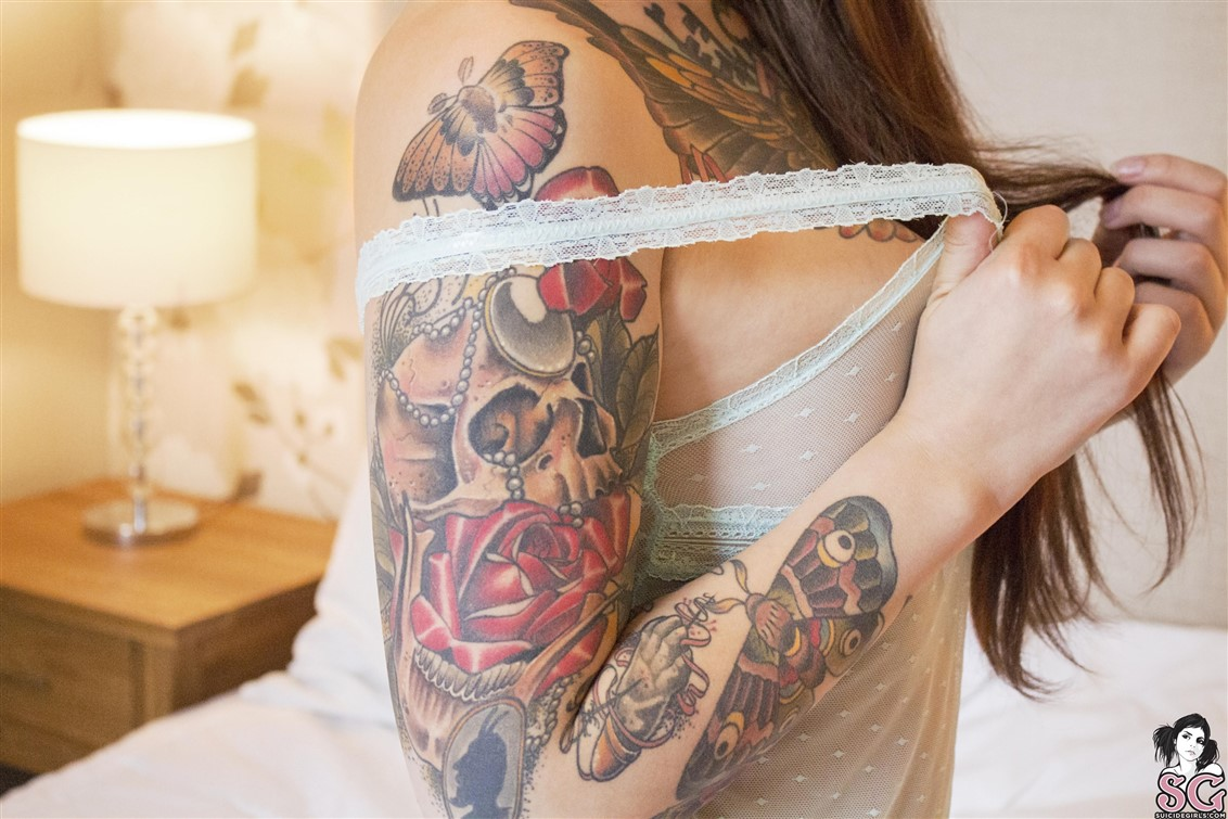 Mikaul suicide delicious tattoos.
