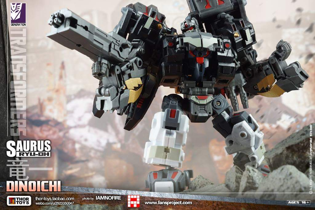 [FansProject] Produit Tiers - Jouet Saurus Ryu-oh aka Dinoking (Victory) | Monstructor (USA) - Page 2 TiKBrQxt