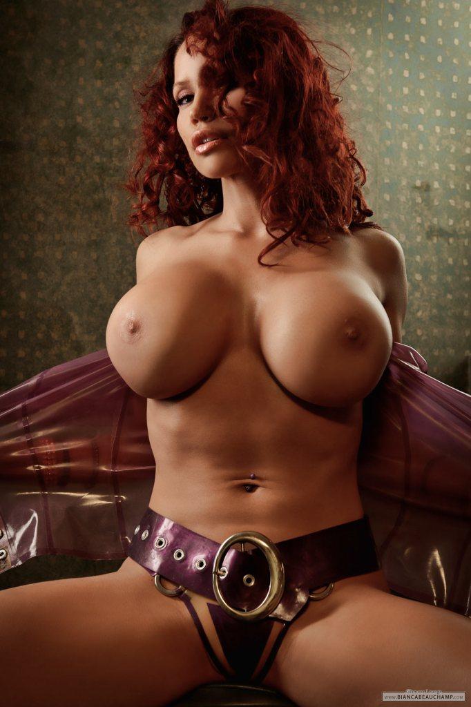 Bianca Beauchamp - La Bestia Pelirroja Parte 6