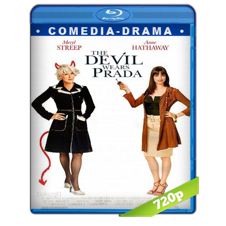 El Diablo Viste A La Moda (2006) BRRip 720p Audio Trial Latino-Castellano-Ingles 5.1