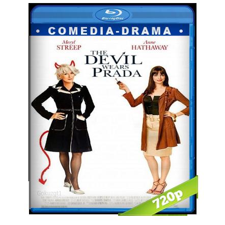El Diablo Viste A La Moda (2006) BRRip 720p Audio Trial Latino-Castellano-Ingles 5.1