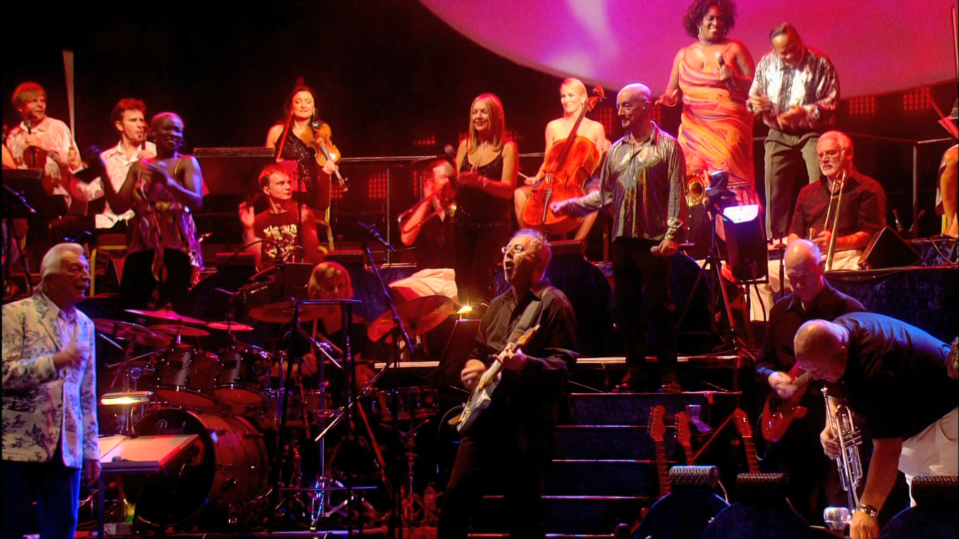 2013 James Last - Live At The Royal Albert Hall [Blu-ray] 1