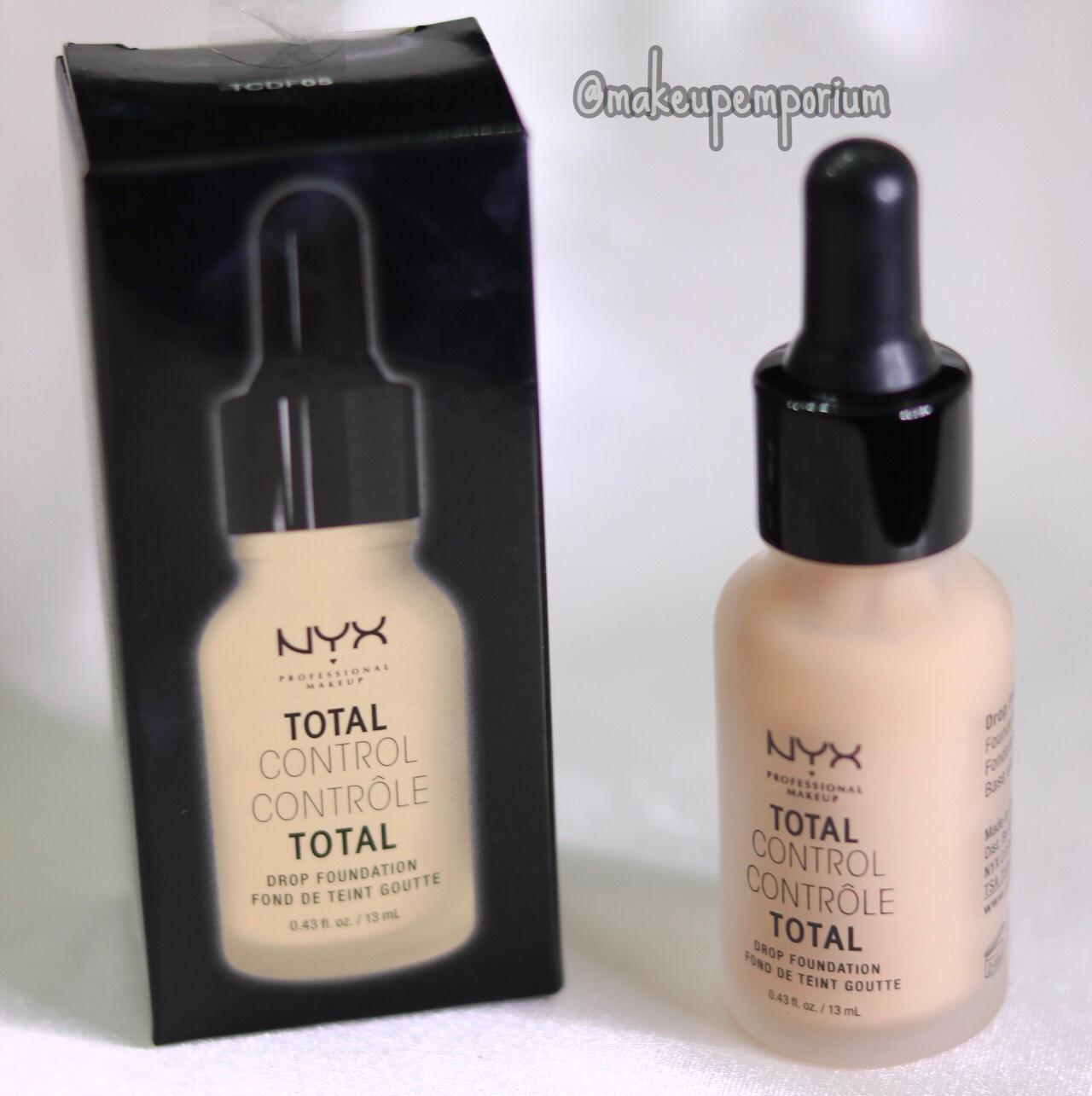 a2034e88c En esta ocasión les quiero platicar un poco sobre esta base de maquillaje  que he estado utilizando, se trata de la nueva Total Control Drop Foundation  ...