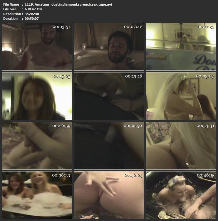 Dustin diamond sex tapes 4