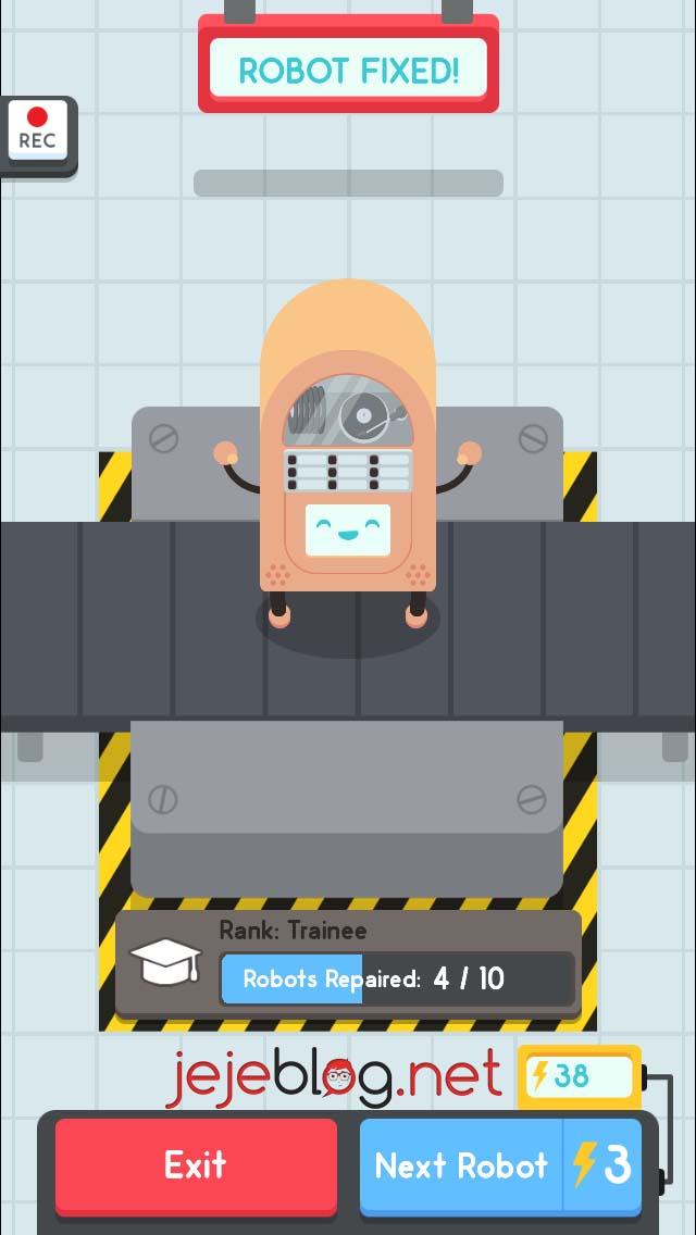 Little Broken Robots iPhone