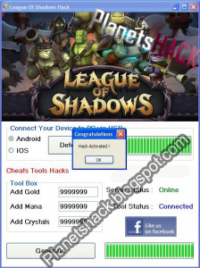 League Of Shadows Hack ZFeoa5GR