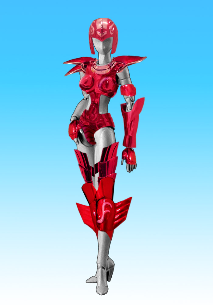 [Dicembre 2012]Cloth Myth Siren Tetis AavjActw