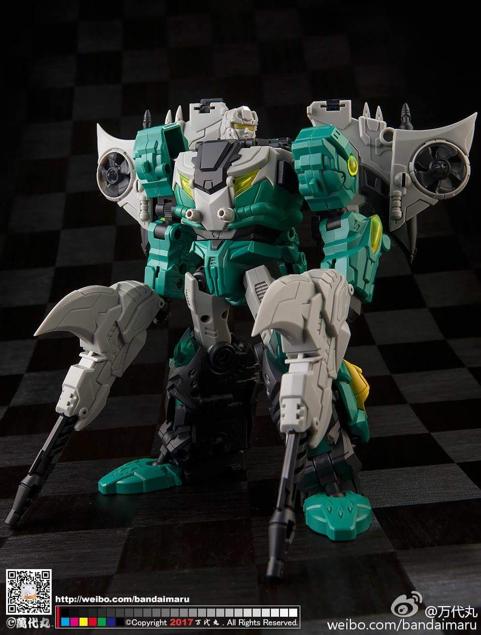 [TFC Toys] Produit Tiers - Jouet Poseidon - aka Piranacon/King Poseidon (TF Masterforce) - Page 4 OuakuAEV