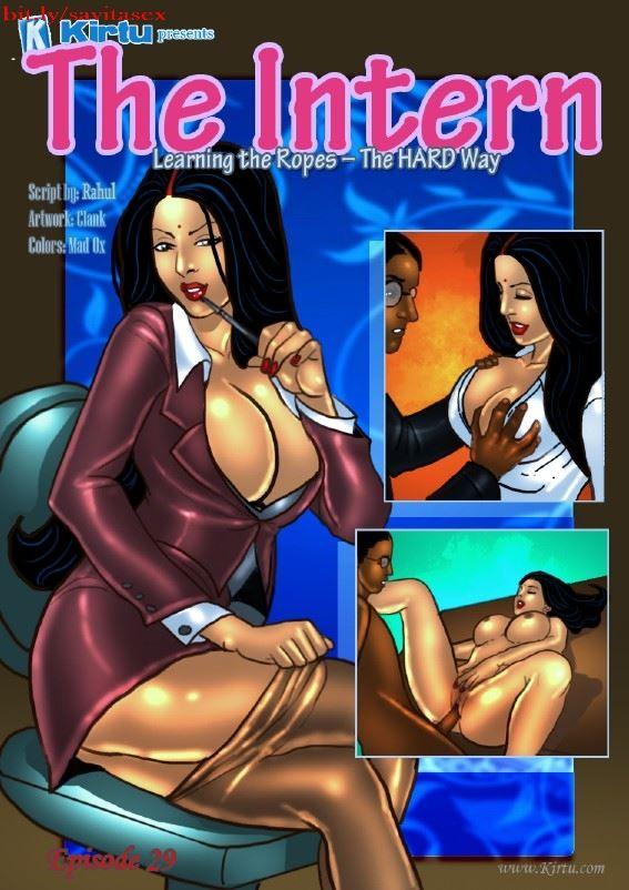 интерны порно комиксы