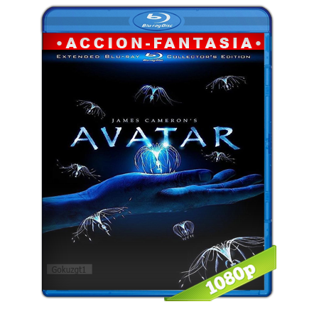 Avatar (2009) BRRip Full 1080p Audio Trial Latino-Castellano-Ingles 5.1