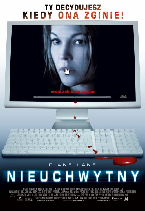 Nieuchwytny / Untraceable (2008) PL.DVDRip.XviD.AC3-PiratesZone