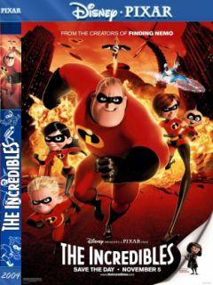 Los Increibles  2004 DVDrip Latino Multihost