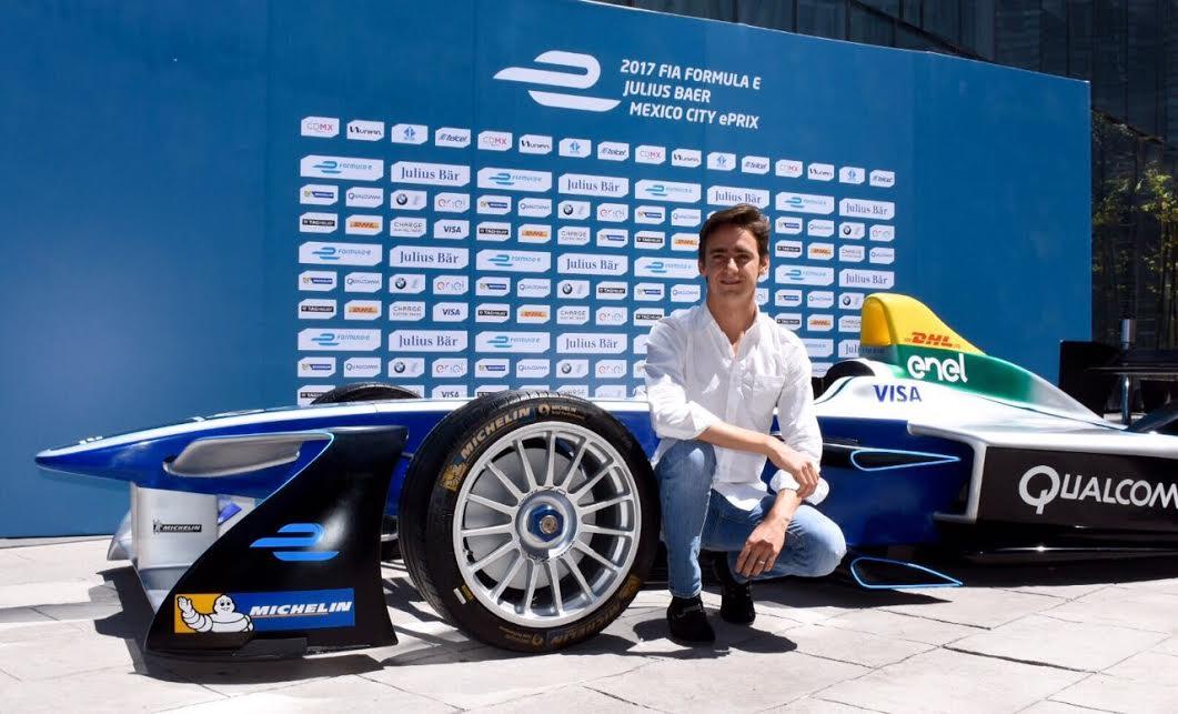 Ofrecerá exhibición piloto mexicano Esteban Gutiér