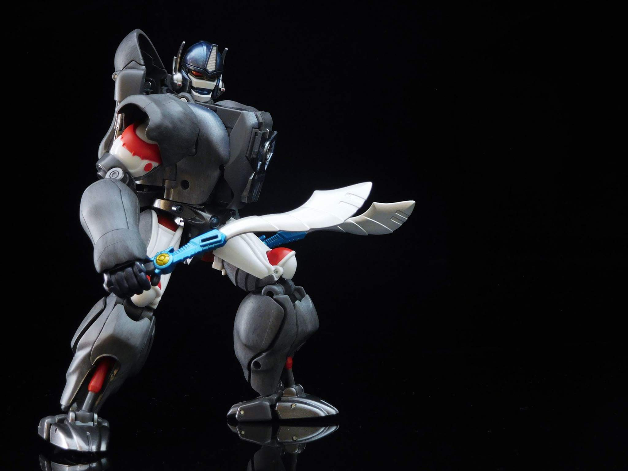 [Masterpiece] MP-32, MP-38 Optimus Primal et MP-38+ Burning Convoy (Beast Wars) - Page 3 0TTLrbT0
