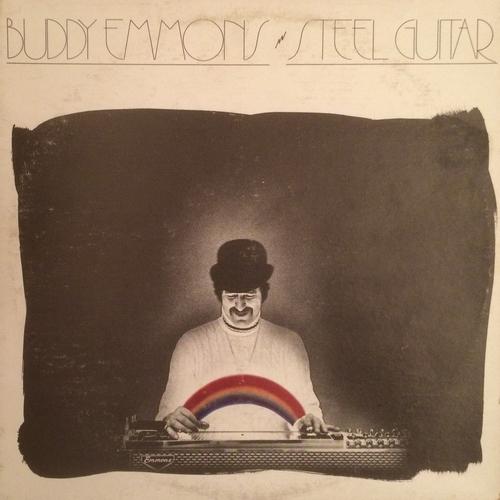 (Bluegrass) [LP] [32 / 192] Buddy Emmons - Steel Guitar - 1975, WavPack (tracks)