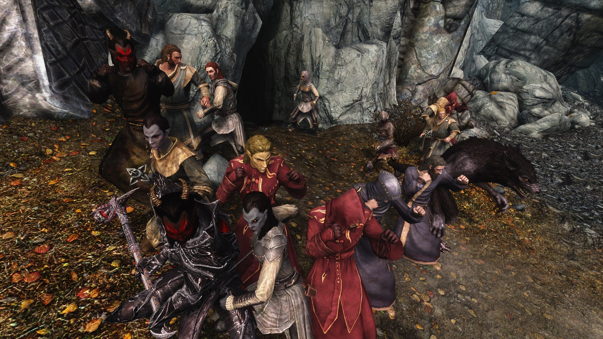 Constant Vigilance  Consequences for carrying Daedric Artifacts