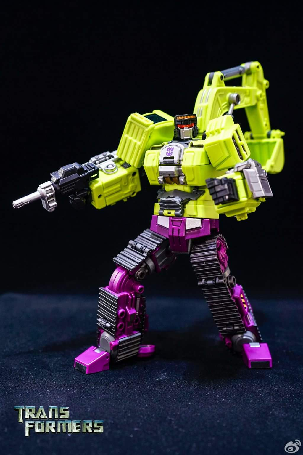 [Generation Toy] Produit Tiers - Jouet GT-01 Gravity Builder - aka Devastator/Dévastateur - Page 4 RskEpFZ8