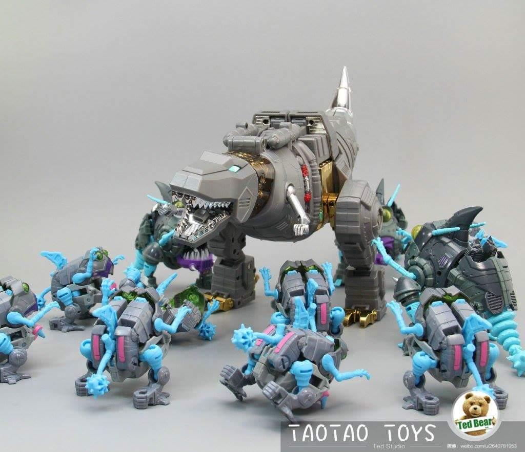 [Fanstoys] Produit Tiers - Dinobots - FT-04 Scoria, FT-05 Soar, FT-06 Sever, FT-07 Stomp, FT-08 Grinder - Page 10 WRvpp1sM
