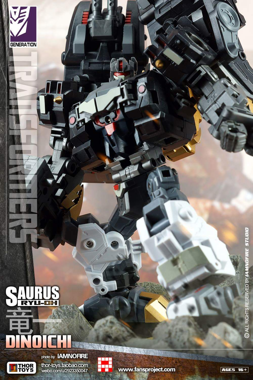 [FansProject] Produit Tiers - Jouet Saurus Ryu-oh aka Dinoking (Victory) | Monstructor (USA) - Page 2 QXrzysXu
