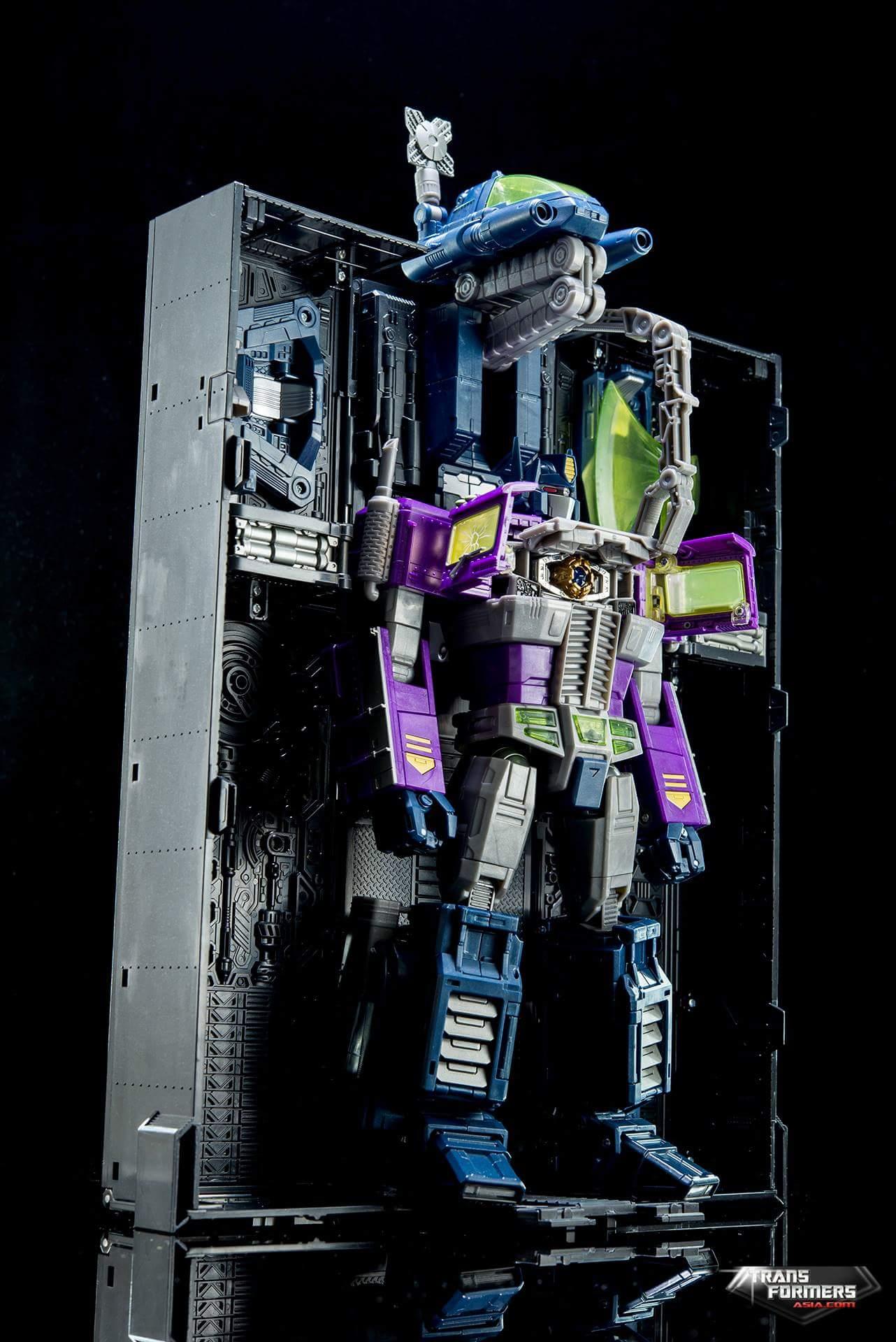 [Masterpiece] MP-10B | MP-10A | MP-10R | MP-10SG | MP-10K | MP-711 | MP-10G | MP-10 ASL ― Convoy (Optimus Prime/Optimus Primus) - Page 4 YHvmn8GR