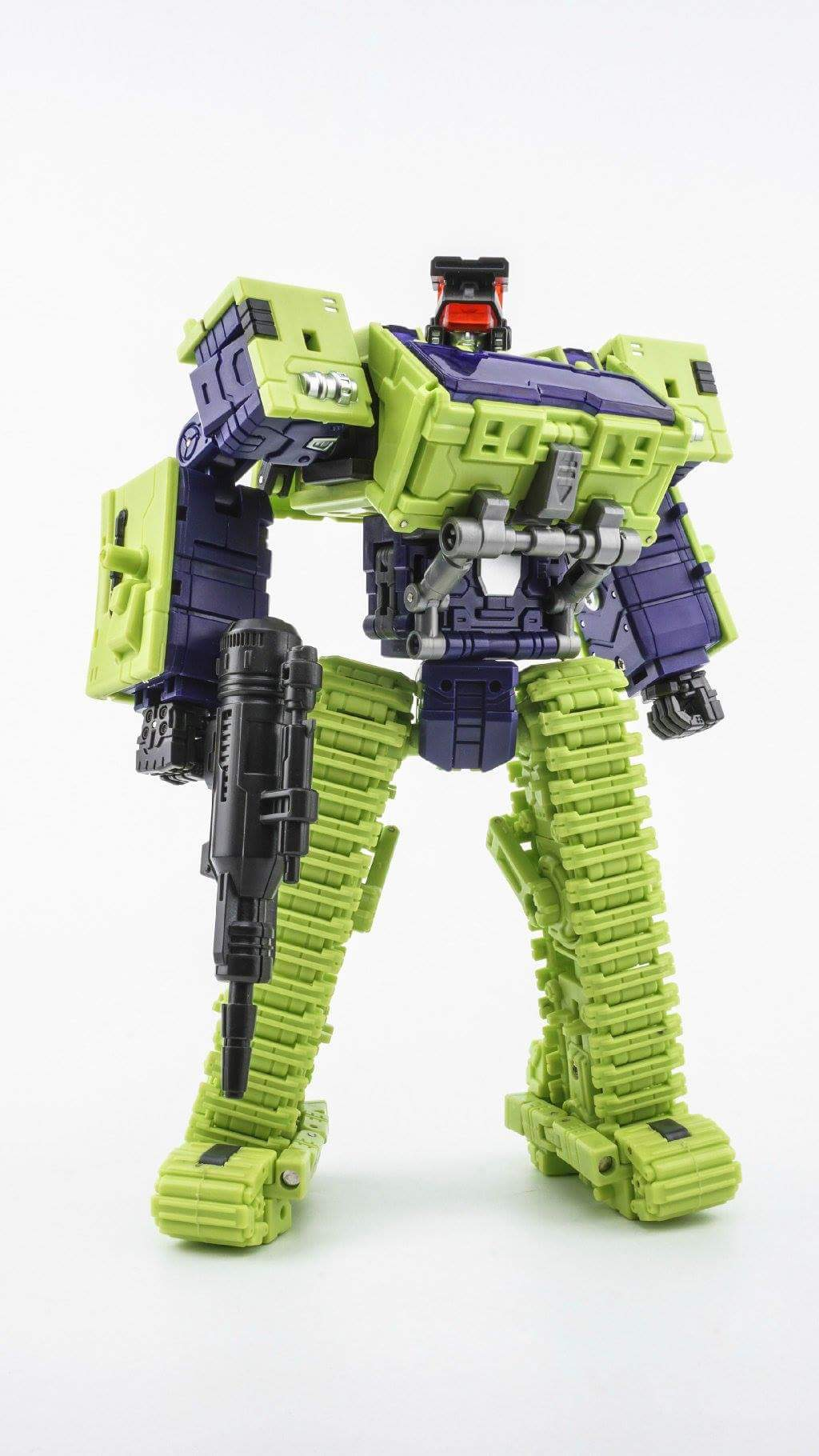 [Toyworld] Produit Tiers - Jouet TW-C Constructor aka Devastator/Dévastateur (Version vert G1 et jaune G2) - Page 3 BjYVTUFn