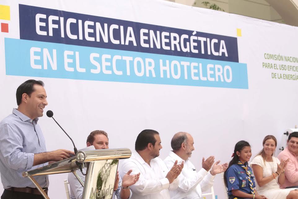 """Mérida es la primera ciudad en promover """"hoteles verdes&rd"""