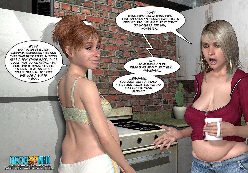 3d comic chaperone 2 5
