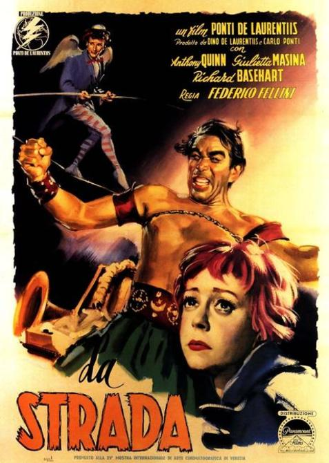 Kelias / La strada (1954)