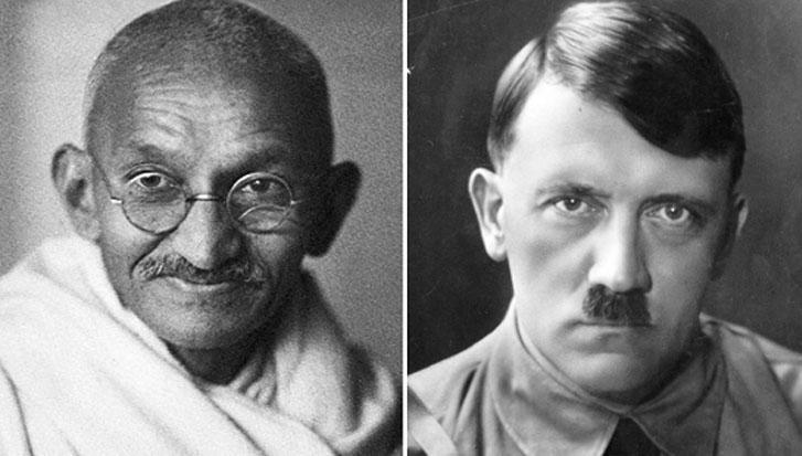 Ghandi habla sobre Hitler y los judíos