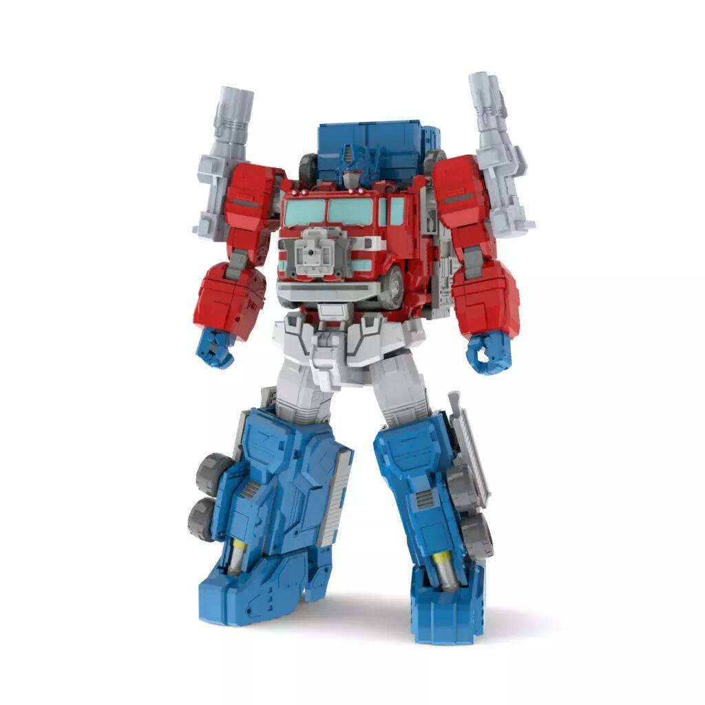 [FansHobby] Produit Tiers - MB-06 Power Baser (aka Powermaster Optimus) + MB-11 God Armour (aka Godbomber) - TF Masterforce On207i61