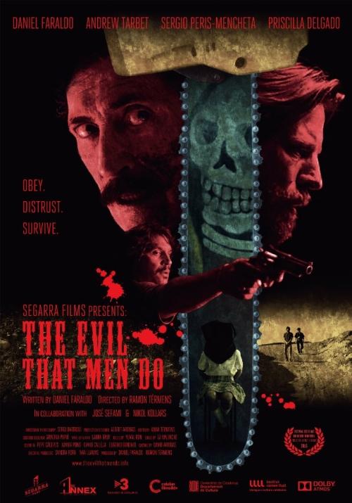 Zło, które człowiek czyni / The Evil That Men Do (2015)  PL.BRRip.Xvid-J25 / Lektor PL