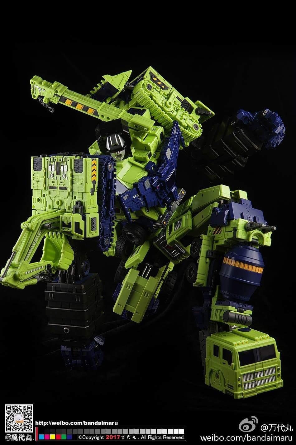 [Toyworld] Produit Tiers - Jouet TW-C Constructor aka Devastator/Dévastateur (Version vert G1 et jaune G2) - Page 9 OcIe2auf