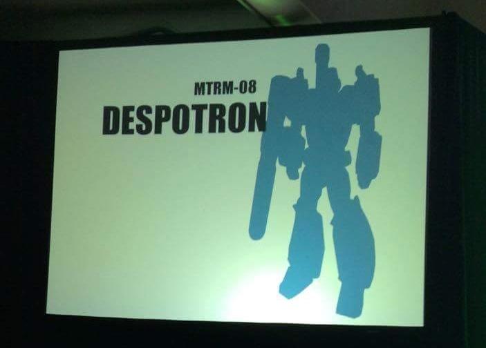 [Maketoys] Produit Tiers - Jouet MTRM-08 Despotron - aka Mégatron VCeGgfvY