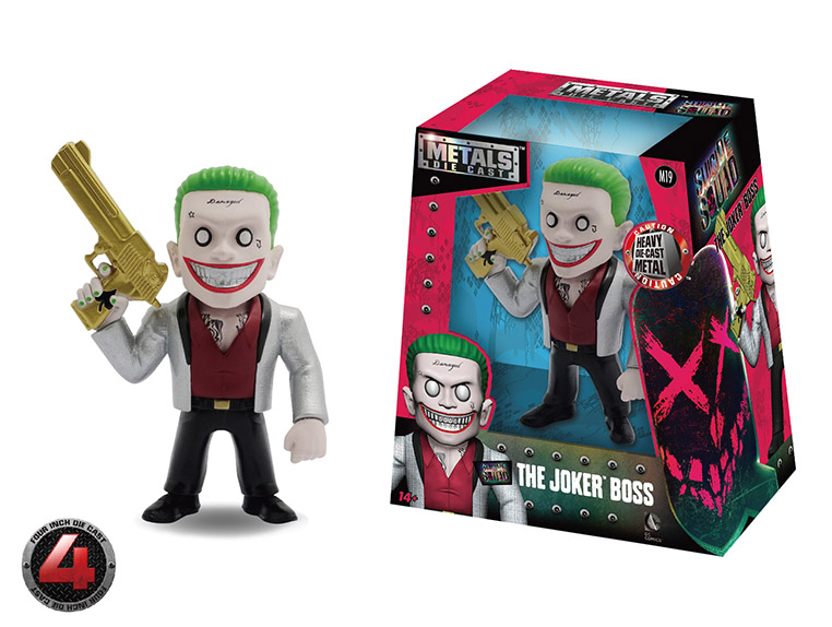 Jada Toys' New SUICIDE SQUAD Die Cast Figures Reveal