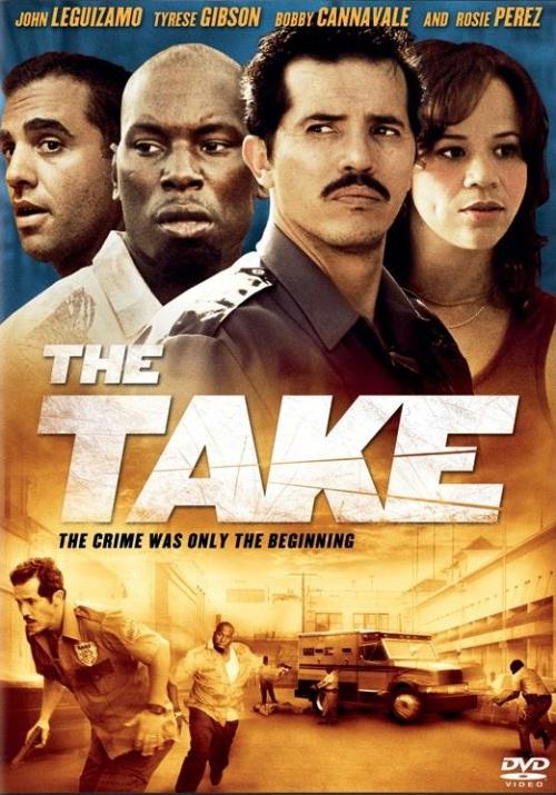 Po napadzie / The Take (2007) PL.DVDRip.XviD-Sajmon