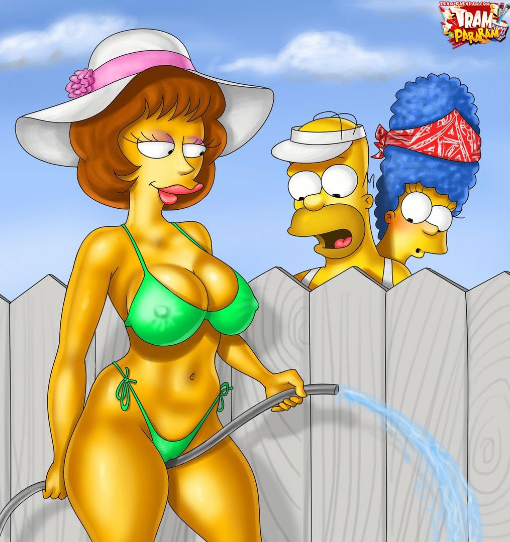 Lisa Simpson Bart Simpson Porn